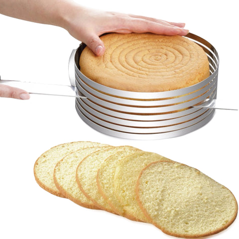 Layered Cake Ring Slicer - 50% OFF