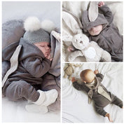 Cute Bunny Newborn Baby Clothes - 50% OFF TODAY - My Passion Street