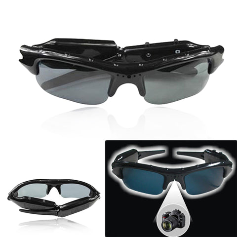Adventure Video Recording Action Sunglass - 50% OFF