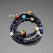 Solar Nine Planets Bracelet - 50% OFF - My Passion Street