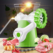 Stainless Steel Blade Multi-function Meat Grinder - My Passion Street