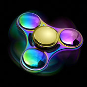 Rainbow Anti-Stress Fidget Spinners - 50% OFF TODAY - My Passion Street