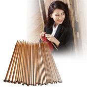 Chinese Style Bamboo Knitting Needles - My Passion Street