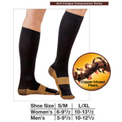 Magic Copper Compression Socks - 50% OFF