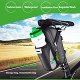 Multifunctional Bicycle Saddle Bag