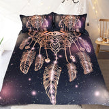 3D Eye Dreamcatcher Bedding Set