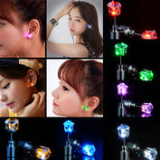 LED Club Earrings - My Passion Street