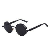 Steampunk Vintage Round Sunglasses - 50% OFF TODAY - My Passion Street
