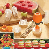 Easy Fruit and Vegetable Shape Cutter - 50% OFF! - My Passion Street