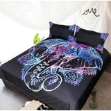 3D Elephant Bedding Set - 50% OFF