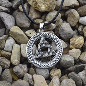 Viking Norse Triquetra Necklace - My Passion Street
