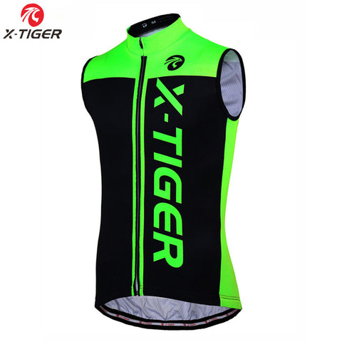 Summer Sleeveless Cycling Vest