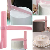 Adjustable Cake Icing Smoother