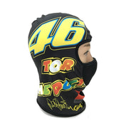 VR46 Motorcycling Face Mask - My Passion Street