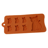 Cute Cat Silicone Mold - My Passion Street