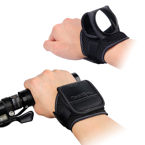 Rearview Mirror Cycling Wristband - 50% OFF