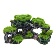 Reef Moss Rock Tank Ornament - My Passion Street