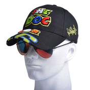 """The Doctor"" VR46 Autograph Cap - My Passion Street"