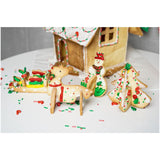 3D Christmas Scenario Cookie Cutter Set - 50% OFF TODAY - My Passion Street