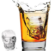 Halloween Skull Ice Mold - 50% OFF Today! - My Passion Street