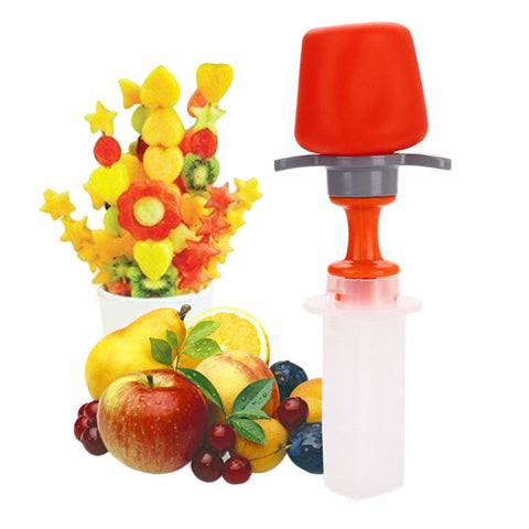Easy Fruit and Vegetable Shape Cutter - 50% OFF!