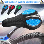 Gel Cushion Cycling Saddle Cover - 50% OFF - My Passion Street