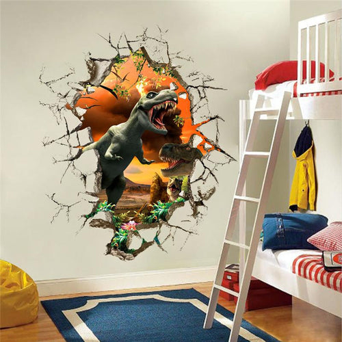 3D Wall Stickers Home Decoration DIY - My Passion Street