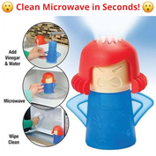SteamAway Microwave Cleaner - 50% OFF - My Passion Street