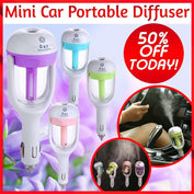 Portable Mini Car Diffuser - 50% OFF Today! - My Passion Street