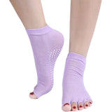Anti Slip Latex Ankle Grip Socks - My Passion Street