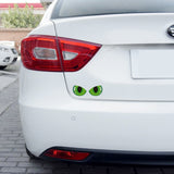 Multi-Color 3D Cat Eye Car Decal