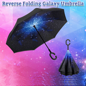 Reverse Folding Galaxy Umbrella - 50% OFF - My Passion Street