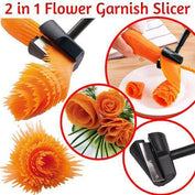 2 in 1 Flower Garnish Slicer - 50% OFF Today! - My Passion Street
