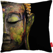 Zen Buddha Meditation Pillow Cases