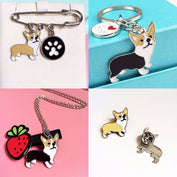 Cute Corgi Accessories Charms - My Passion Street