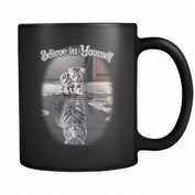 CAT MUG - BELIEVE IN YOURSELF 50% OFF!