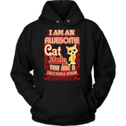 Awesome Cat Lady Hoodie - 50% OFF Today! - My Passion Street