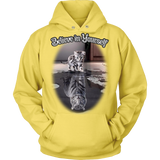 BELIEVE IN YOURSELF HOODIE - 50% OFF