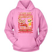 Awesome Cat Lady Hoodie - 40% OFF Today! - My Passion Street