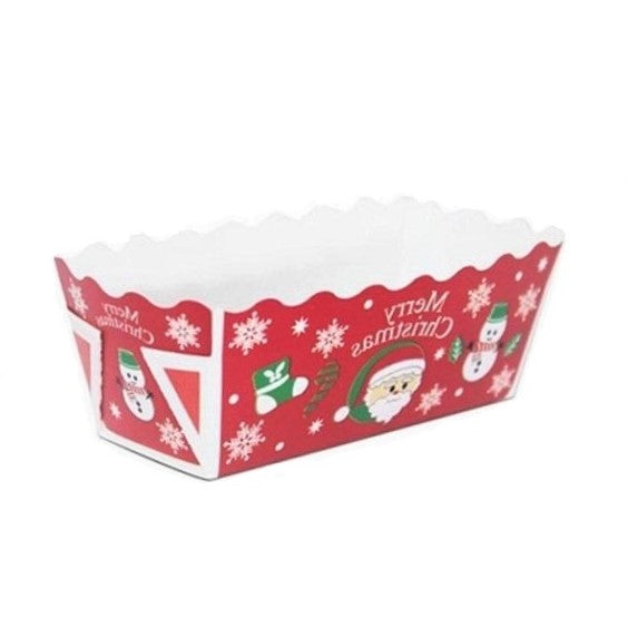 "3.2"" Mini Loaf Set, Santa"