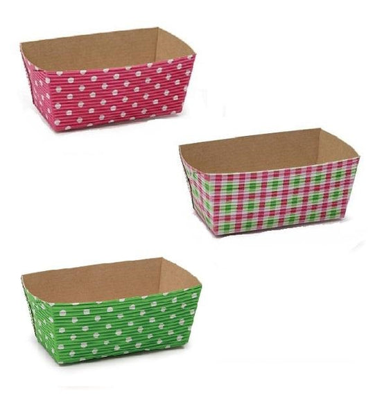 "4.5"" Loaf Pan Set, Spring I"