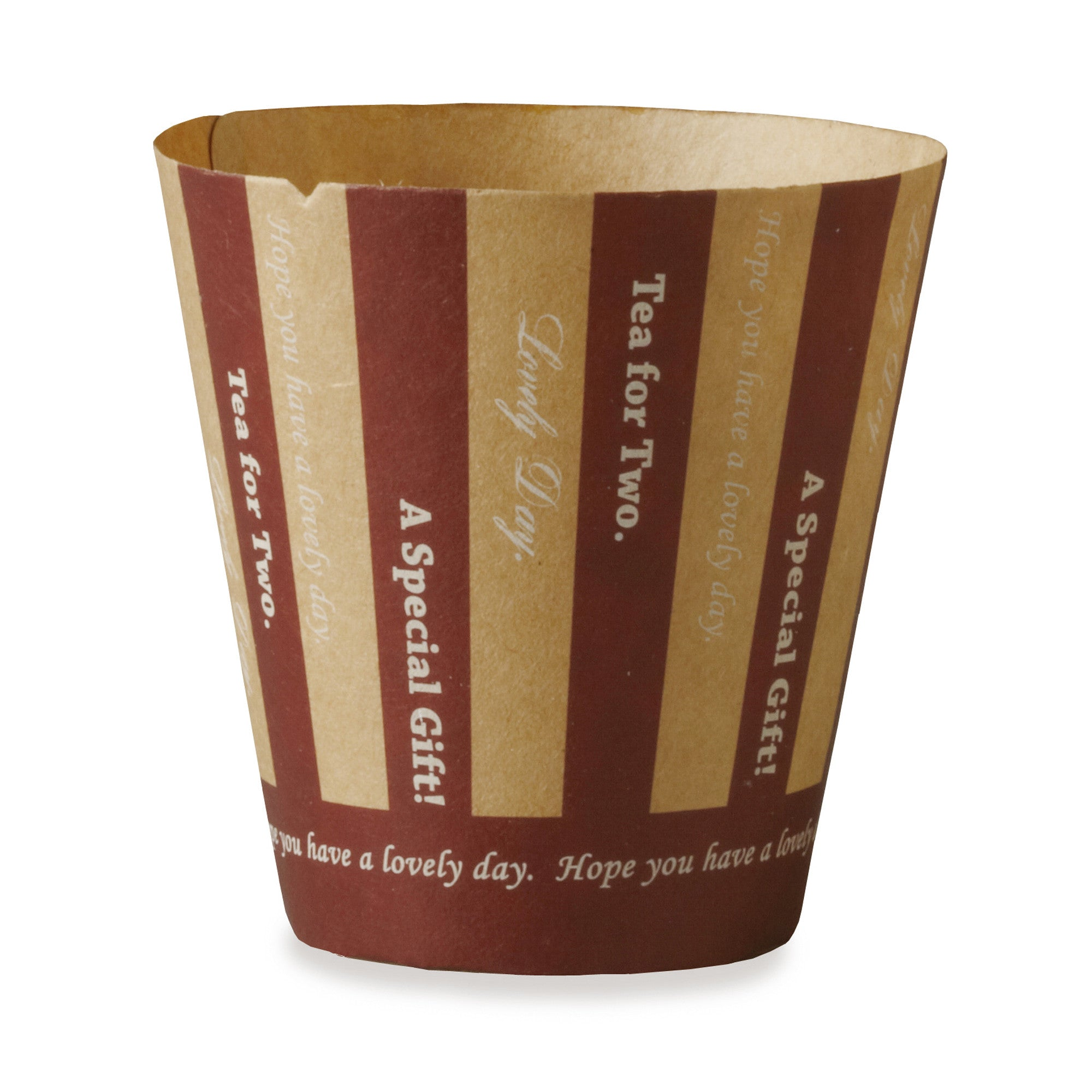 Tapered Baking Cups, CA53 - Welcome Home Brands