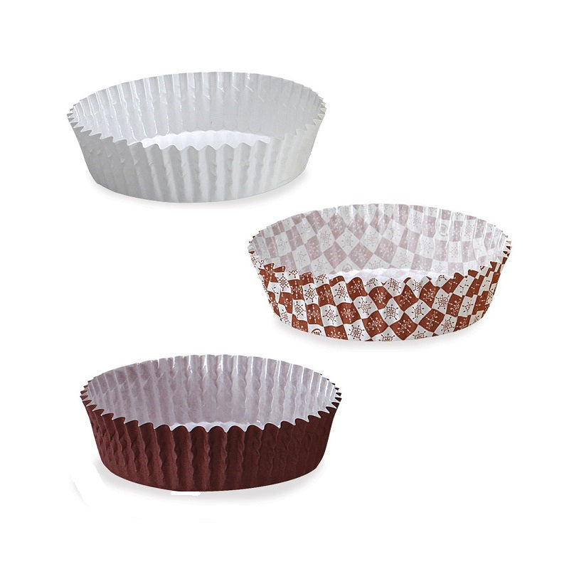 "4"" Ruffled Baking Cup Set, Every Day II"