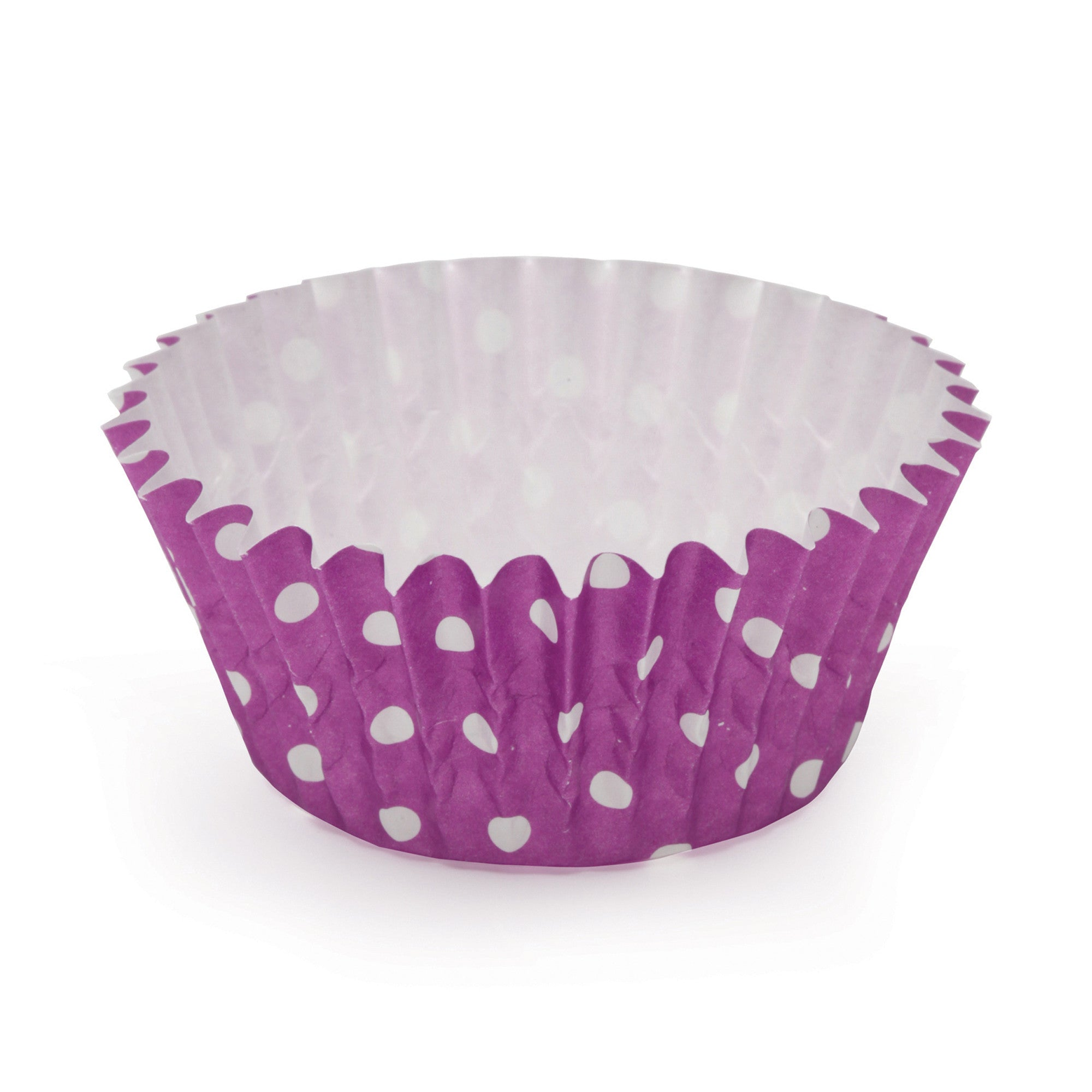 Ruffled Baking Cups, PTC05030PDPU - Welcome Home Brands