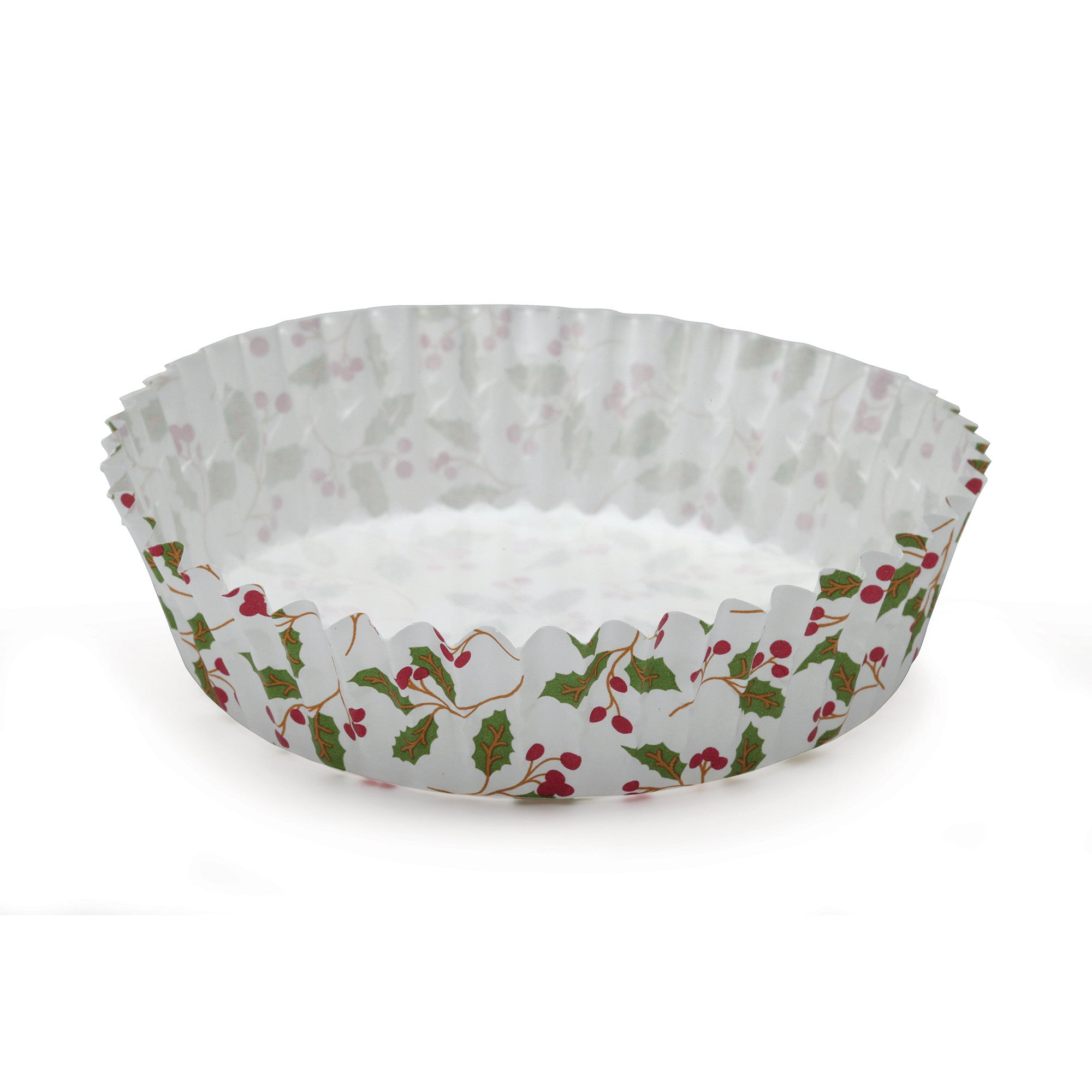 Ruffled Baking Cups, PTC10030HOL - Welcome Home Brands