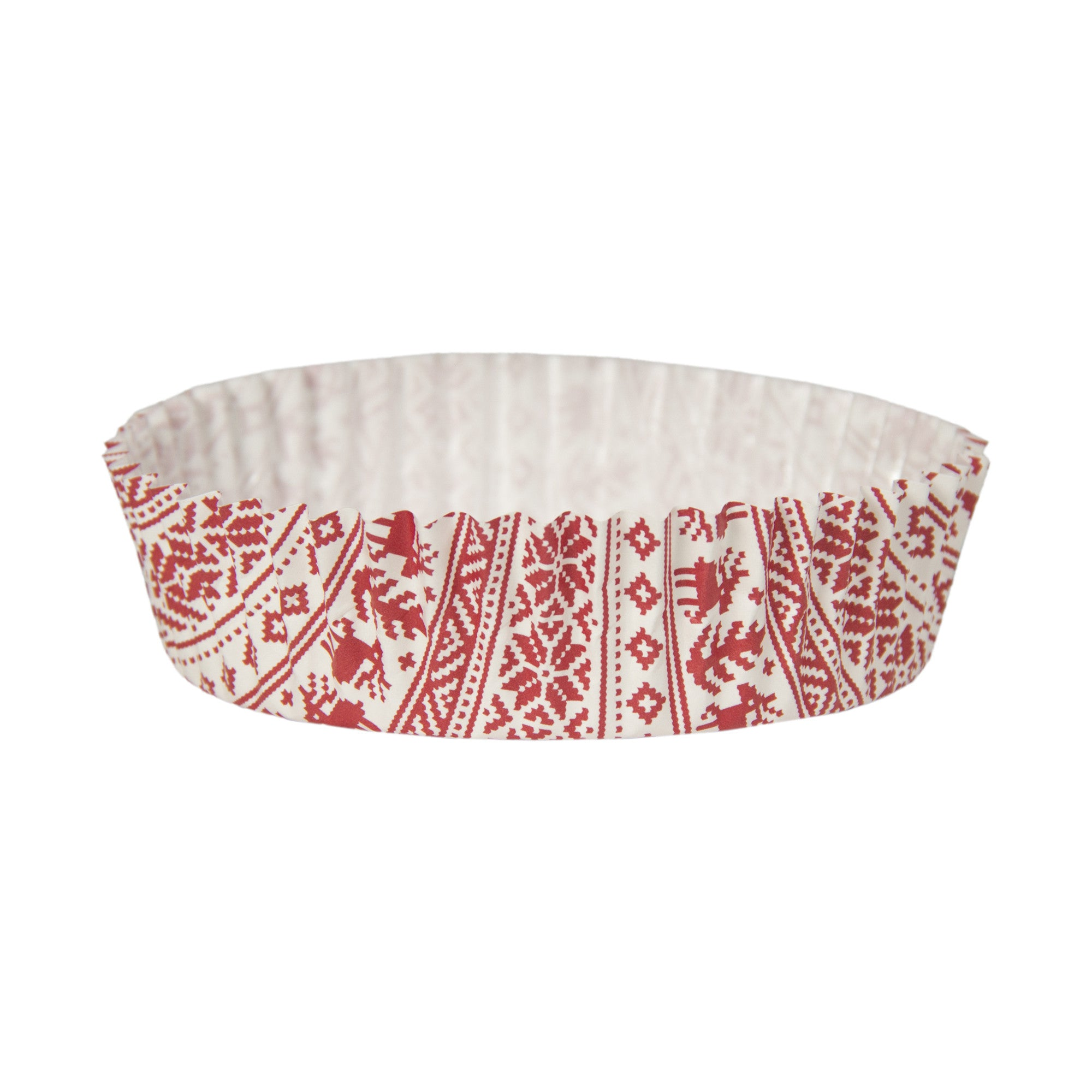Ruffled Baking Cups, PTC10030RK - Welcome Home Brands