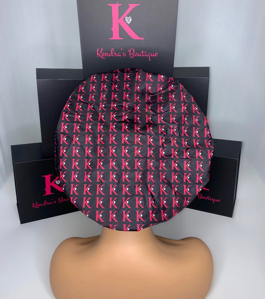 Logo Large Shower Cap