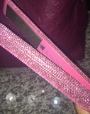 Hair Barb Pink Diamond Flat Iron