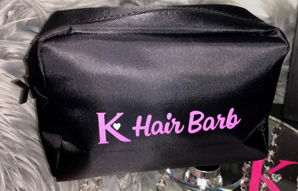 Hair Barb Makeup Bag