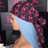 Logo Large Square Headscarf
